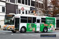 (2018.12) サンデン交通・下関230あ5166 - バスを求めて…