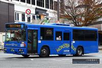 (2018.12) サンデン交通・下関230あ5194 - バスを求めて…