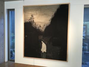 上坂秀明日本画展 - Artのある暮らし!