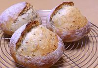 アマニ入りブール - ~あこパン日記~さあパンを焼きましょう