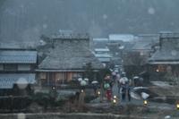 美山雪景色 - 浜千鳥写真館
