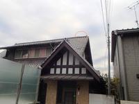 台風24号の被害瓦屋根の修理 - 快適!! 奥沢リフォームなび