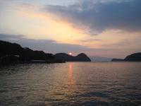 日曜日は熊本県天草市牛深へアジクロ釣りに行く - ステンドグラスルーチェの日常