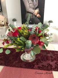 我が家のバレンタインデーディナー♪♪ - イギリスからおもてなし ~英国式おもてなし空間コンサルタント~