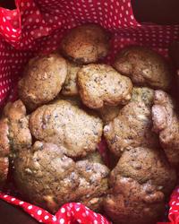 今日のおやつは、チョコレートチップクッキー! - 黒豆日記