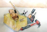 日曜大工道具一式 - ryuuの手習い