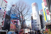 2月18日㈪の109前交差点 - でじたる渋谷NEWS