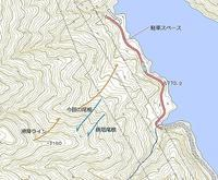 日照山(前衛1534mピークまで) - blog版 がおろ亭