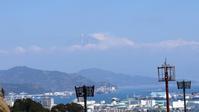 あまりに少ない富士の冠雪に唖然としました - バイク玉手箱