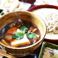 〈週末trip〉茨城歴史漫遊 。 ランチは 茨城県内産 常陸秋蕎麦で温まろう :『蕎麦処 みかわ』水戸 - IkukoDays