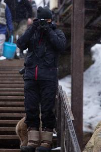 A Little Snow on the Snow Monkeys - 相模原・町田エリアの写真サークル「なちゅフォト」ブログ!