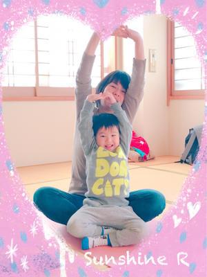 ママヨガクラス☆お子様連れで一緒にYOGA - Sunshine Places☆葛飾  ヨーガ、産後マレー式ボディトリートメントやミュージック・ケアなどの日々