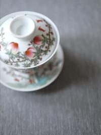 上巳節と桃 - お茶をどうぞ♪