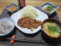 美味(^^♪ かつおだしの中濃ソース活用 - candy&sarry&・・・2