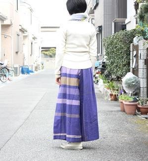 tamaki niime 玉木新雌 only one super wide pants (long) - 【Tapir Diary】神戸のセレクトショップ『タピア』のブログです