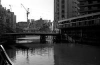 2月の河畔 - そぞろ歩きの記憶