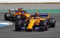 【ドイツGP 回顧】マクラーレン決勝レポート - F1-MGT.com