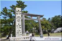 出雲大社狛犬島根県 - 北海道photo一撮り旅