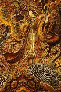 豊穣の女神 - はーとらんど写真感