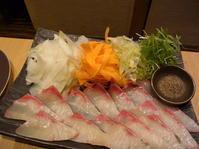 日本橋八重洲でブリしゃぶ - おいしいもの大好き!