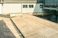 失われた景色新潟駅の屋根 - Charlie's 日々是好日たわごと