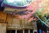 仁比山神社(その2) - レトロな建物を訪ねて