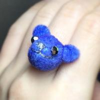 指輪徒然 - ウルスラソーイングショップ(旧テディベア等のブログ) Urslazuli