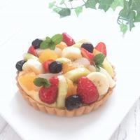 (予告)3~4月お菓子クラスレッスンフルーツタルトとラングドシャ - Sweets Studio Floretta* Flower Cake & Sweets Class@SHIGA