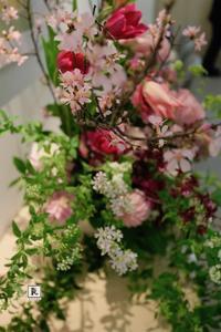 本日は松屋銀座の「2019年感謝祭」 - Bouquets_ryoko