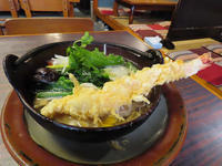 鍋焼き蕎麦 - どんぐりの秘密のガーデン