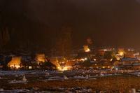雨の美山かやぶきの里 - katsuのヘタッピ風景