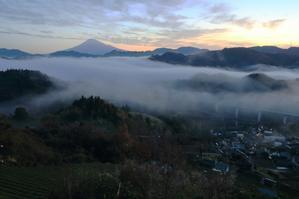 吉原の朝(2月20日) - 富士山大好き~写真は最高!