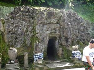 バリ島の観光 - 蒼穹、 そぞろ歩き2
