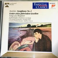 "♪663 George Szell "" Mahler: Symphony No. 4 "" CD 2019年2月20日 - 侘び寂び"