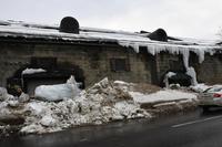 """落雪・融雪に注意!! - ときどきの記 by 小樽の出版社""""ウィルダネス""""のブログ"""