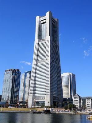 横浜とか新宿 -