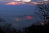 大雲海が関東平野に出現・・・わが街も濃霧の底に沈んだ - 『私のデジタル写真眼』