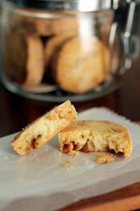 動画で学ぶ!小嶋ルミさんの「アイスボックスクッキー」 - Takacoco Kitchen