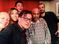 ERIKA Birthday Show at Jazz at Kitano New York  feat. Steve Wilson on Sax - Jazz Vocalist ERIKA のNew York パッションライフ