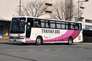 宝観光バス(福岡200か3768) - スパルタンえこの小箱