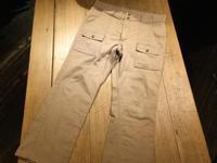 70's Levi's 676 bush pants - BUTTON UP clothing