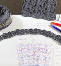 付け衿 - セーターが編みたい!