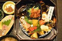目にも舌にも大満足な旬菜弁当 運よく入れた! おくどさん小柴 - 今日はなに食べる? ☆大阪北新地ランチ