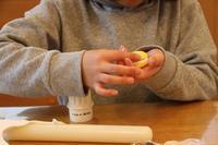 紙粘土でスイーツ作り - 大阪府池田市 幼児造形教室「はるいろクレヨンのブログ」