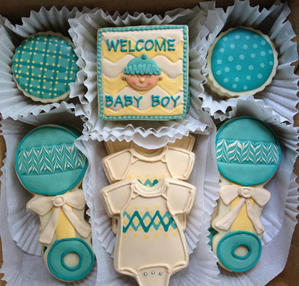 baby shower - The more you know,the less you need.