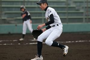 第49回春季大会京都府支部予選準決勝vs二条ボーイズ4 - 福知山ボーイズクラブ