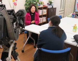 NHKニュース7で紹介予定 - NPO法人 女性・人権支援センター ステップ