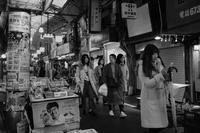 鶴橋商店街*8 - 父ちゃん坊やの普通の写真その3