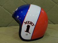 "Bell Helmet ""Mert Lawill"" レプリカ - YUHIRO&M DESIGNS2"