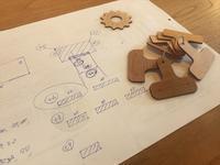原寸図と設計ツール - 創造の加子母(かしも)っ子タイム